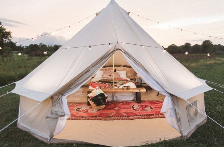Dream House Portable Glamping Tents Lazyop