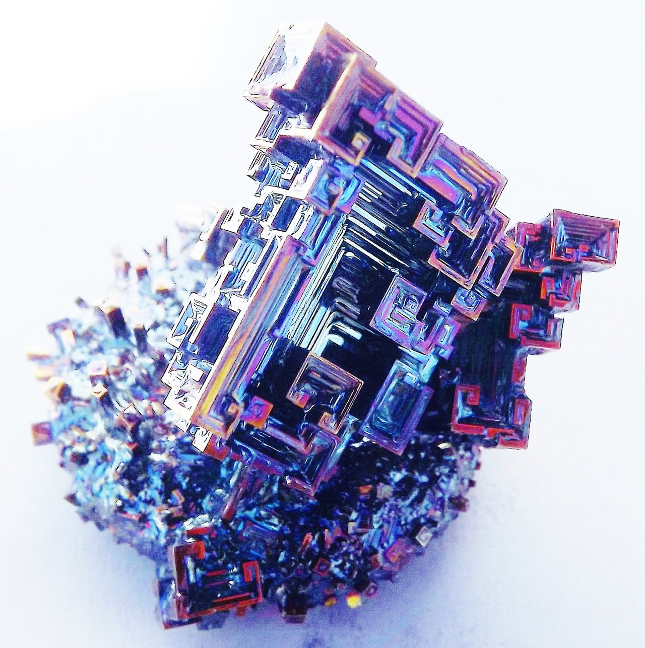 Bismuth Crystals Lazyop